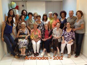 Antenados – 2012