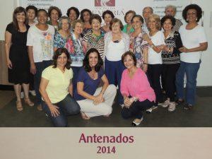 Antenados – 2014