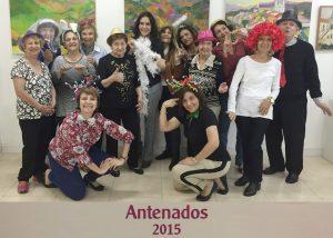 Antenados – 2015