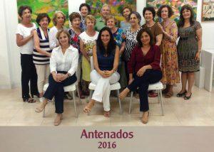 Antenados – 2016