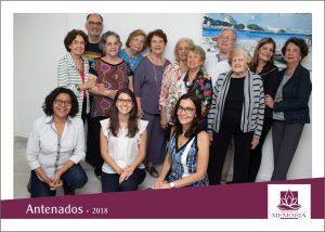 Antenados – 2018