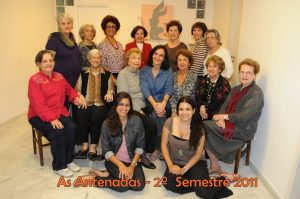 As Antenadas – 2º semestre 2011