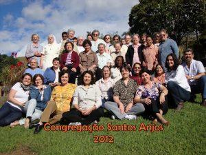 Congregação Santos Anjos – 2012