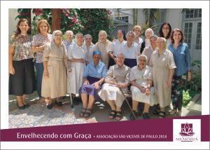 Envelhecendo com Graça I – 2018