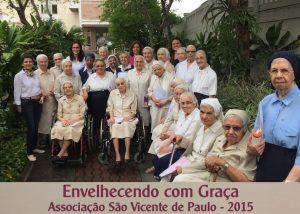 Envelhecendo com Graça II – 2015