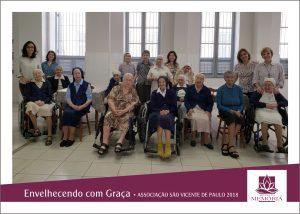 Envelhecendo com Graça II – 2018