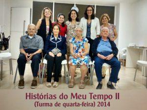 Histórias do Meu Tempo II – quartas-feiras – 2014