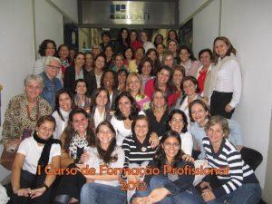 I Curso de Formação Profissional – 2012
