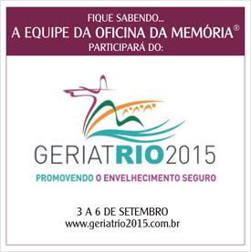 GeriatRio-Oficina da Memória