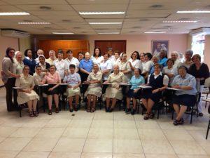 Mente Alerta I – Vicentinas – 2013