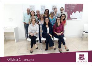 Oficina 1 – abril 2018