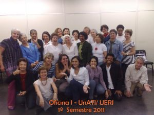 Oficina I – UnATI-UERJ – 1º semestre 2011