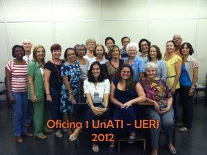 Oficina I – UnATI-UERJ – 2012