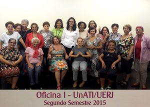 Oficina I – UnATI-UERJ – segundo semestre 2015