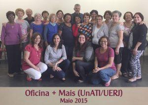 Oficina Mais – UERJ – maio 2015
