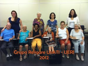 Religare – UnATI-UERJ – 2012