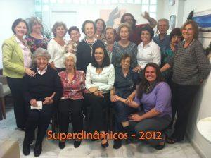 Superdinamicos – 2012