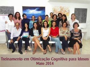 Treinamento em Otimização Cognitiva para Idosos – 2014